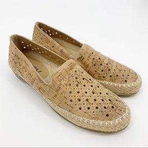 Vaneli Sport Cork Espadrille Slip On Shoes 7